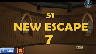 Can You Escape this 51 Rooms 51 New Escape 7 Android GamePlay Walkthrough