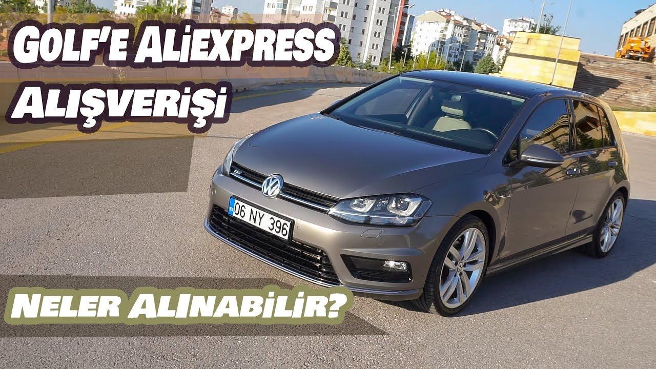 Golf R AliExpress Alışverişi | Neler Alınabilir? | Vlog   Bonus:Trap Klip