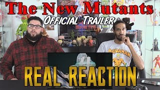 The New Mutants Official Trailer #1....Real Reaction