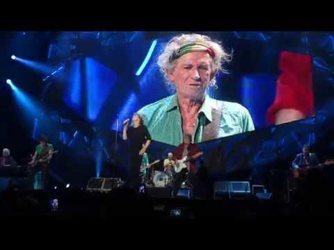 Rolling Stones-Silver Train-Brisbane-11/18/2014