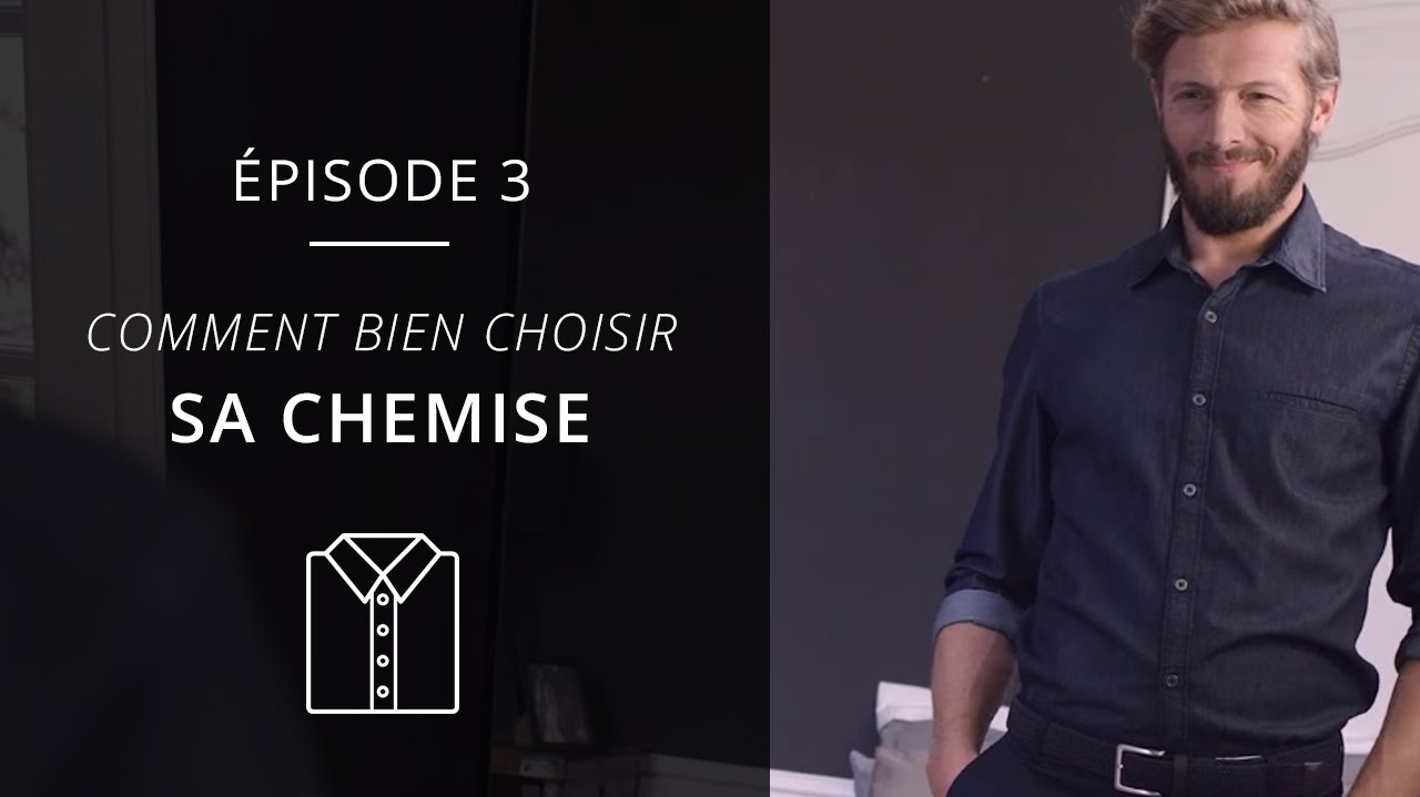 7a8ed43babf4  3 - Comment choisir sa chemise   - Un Coach Pas Comme les Autres - YouTube