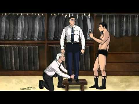 Archer Season 1 Own It On DVD May 2nd