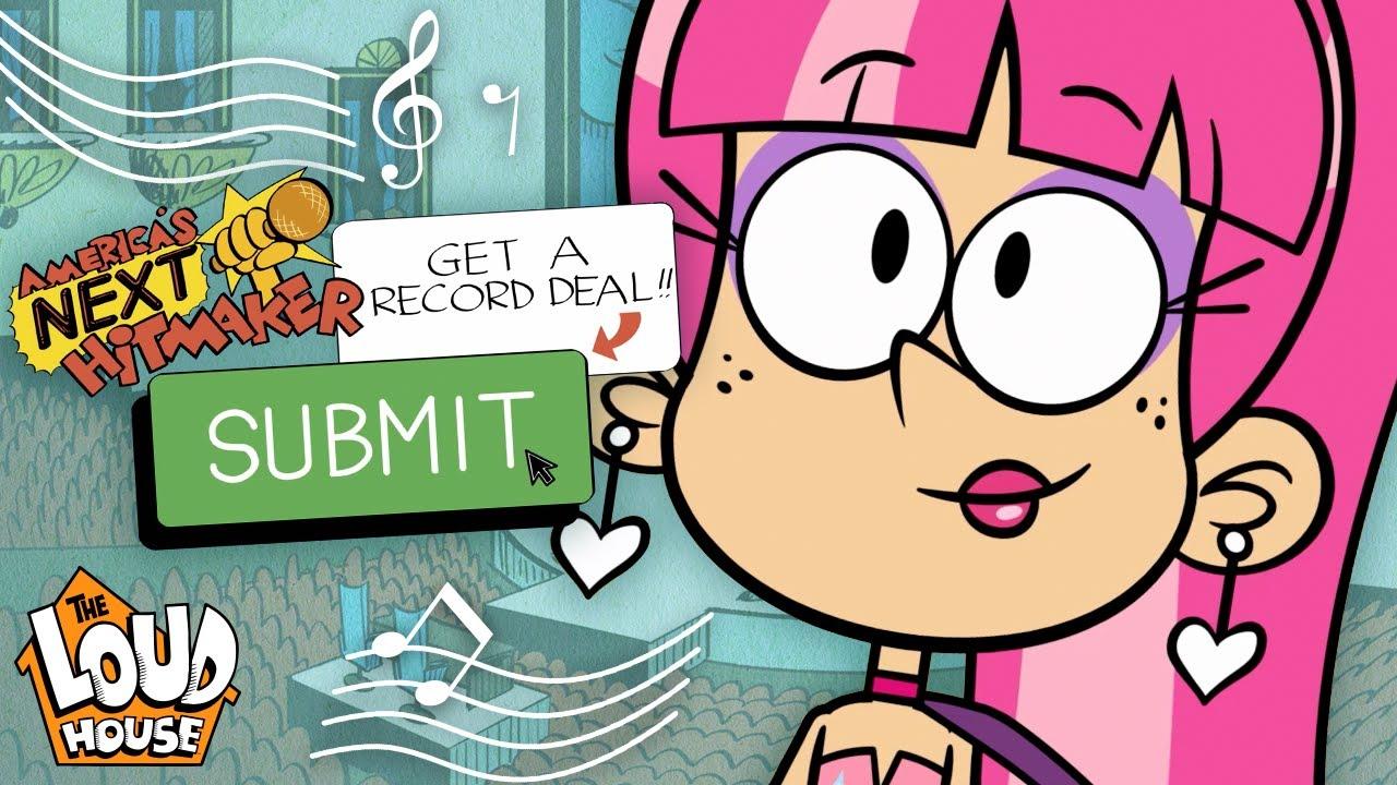 Download Luna Loud Enters Competition 🎤 Play It Loud | The Loud House