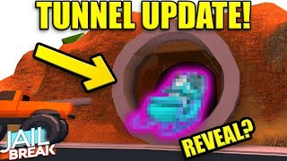 JAILBREAK TUNNEL REVEALED | Jailbreak Update Secrets, Glitches, Theories and More!