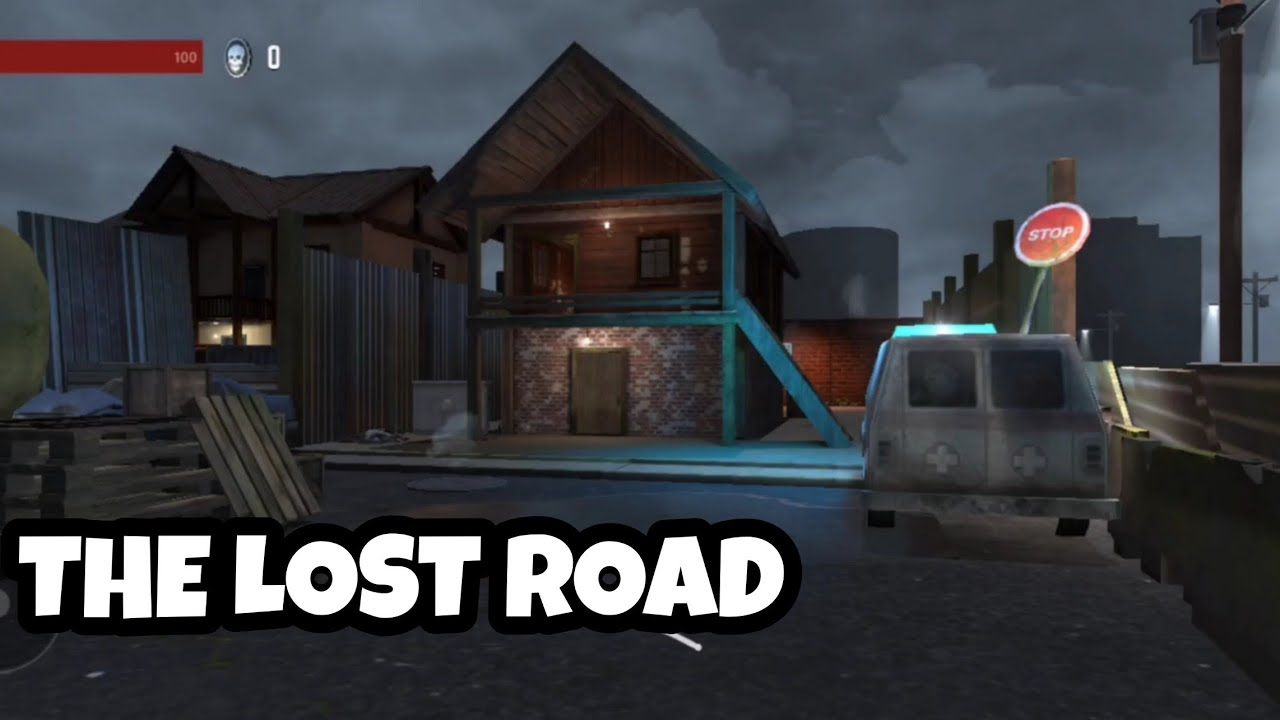 THE LOST ROAD - PART 1 | GAMEPLAY ANDROID