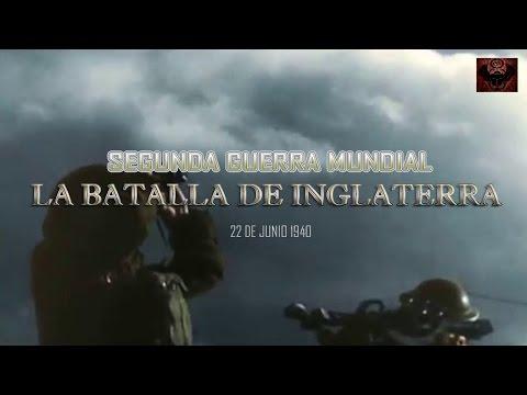 BATALLA DE INGLATERRA-EN LINEA DE TIEMPO-SEGUNDA GUERRA MUNDIAL