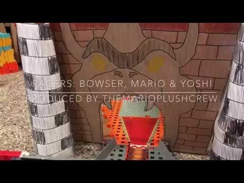 K'nex Bowser's Castle GCN