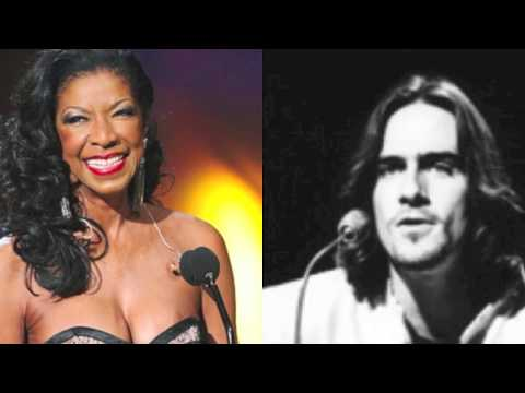 Baby It's Cold Outside - JamesTaylor and Natalie Cole - Duet