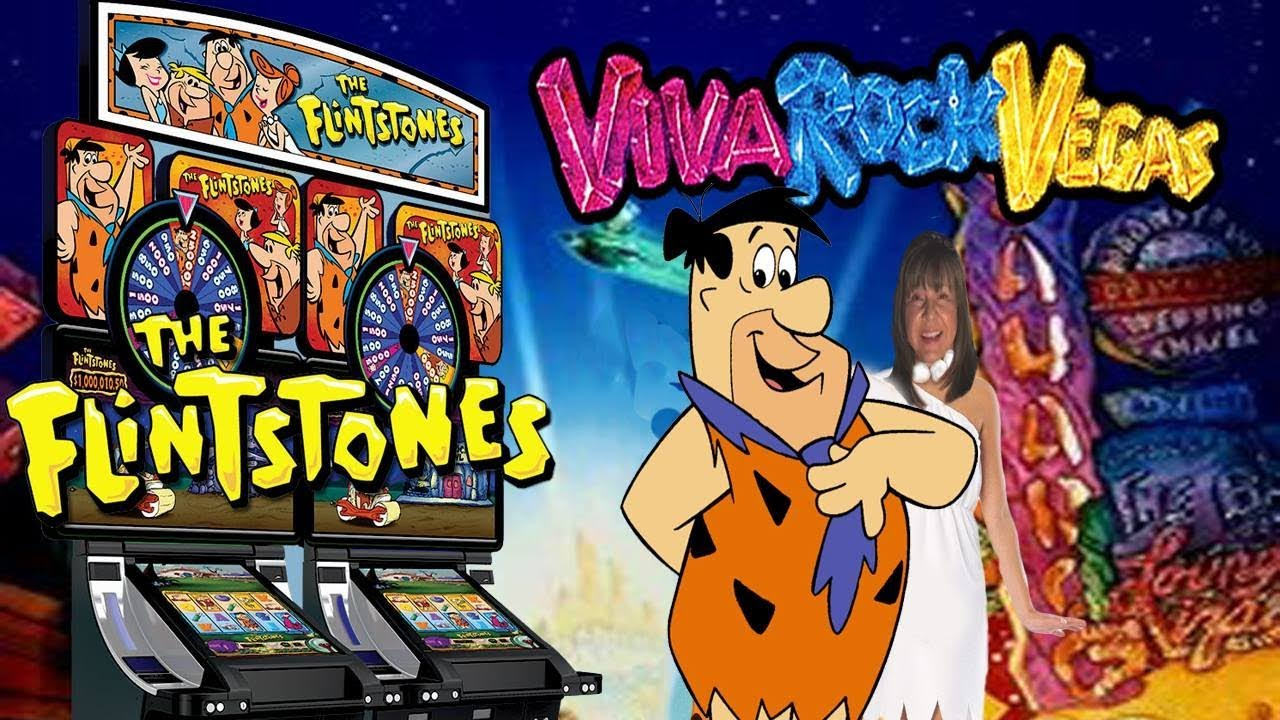 Flintstones Slot Machine App