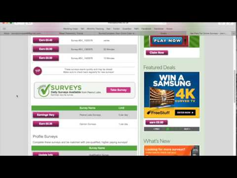 Earn Money Online With Paid Surveys | SurveyCompare UK