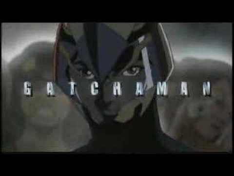 gatchaman 2000