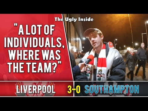 """""""A lot of individuals, where was the team?"""" 