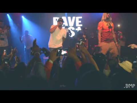 """Dave East """"Kairi Chanel"""" release event featuring """"Nas"""""""