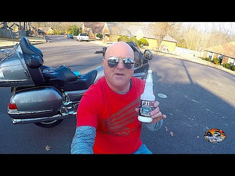 Topcoat F11 is AMAZING! Motorcycle Cleaner