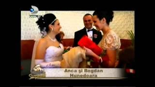 nunta cu surprize Anca si Bogdan 06.10.2012