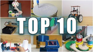 TOP 10 Arduino projects of 2020