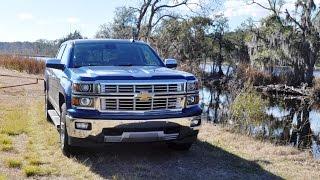 2015 Chevrolet Silverado 1500 Z71 Ltz 4x4 Crew Cab Drive Review Youtube
