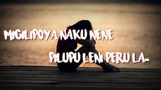 Migilipoya naku nene song lyrics