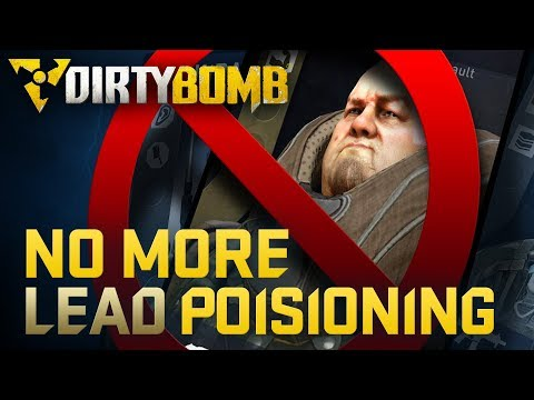 Dirty Bomb: No More Lead Poisoning