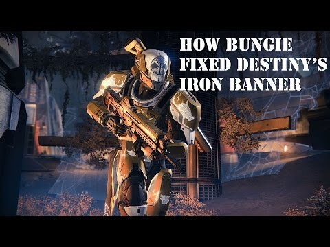 Destiny 2 Solo Matchmaking Update Won t Hit Before Iron Banner Ends