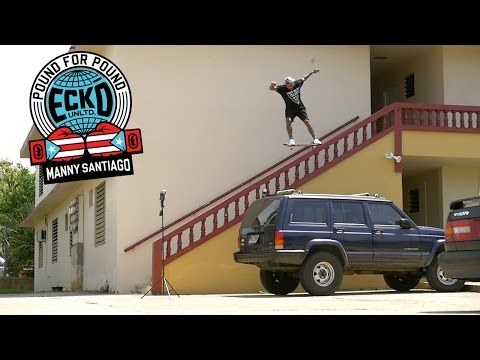 "Manny Santiago's ""Pound For Pound"" part"