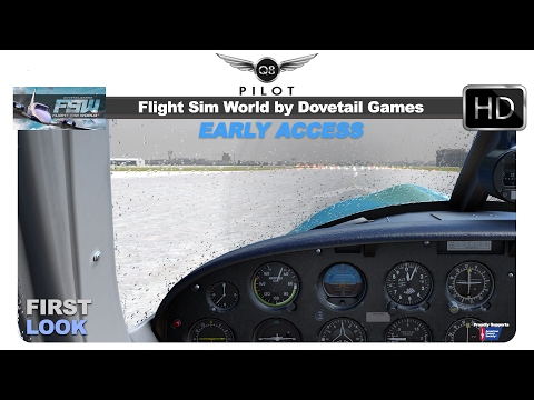 Flight Sim World by Dovetail Games | Early Access | First Look