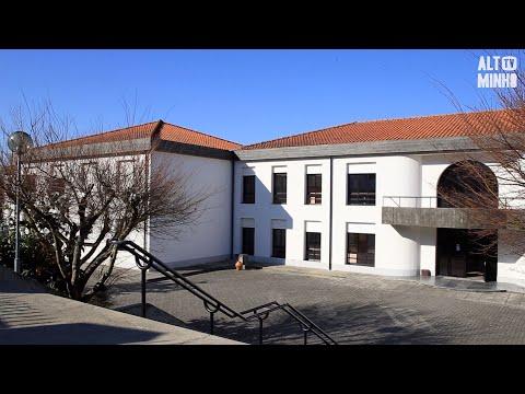 Vila Nova de Cerveira investe 2,5 milhões de euros em equipamentos escolares | Altominho TV