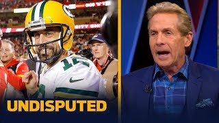 'I don't even think Aaron Rodgers is the MVP of his own team!' — Skip Bayless | NFL | UNDISPUTED