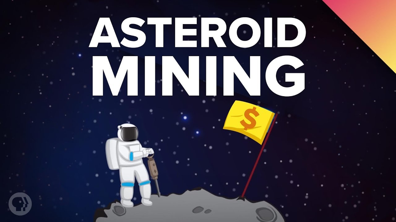 Interesting Facts About Asteroid Mining