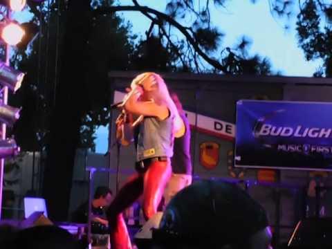 Atomic Punks-Hot For Teacher-Rockalypse Music Festival-Albuquerque NM-8-2-14