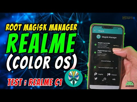 In This Video I have explained how you can unlock bootloader and Root Realme C1 and Realme 2. NOT W.