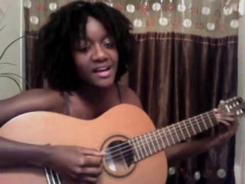 Janelle Monae - Oh Maker (ending) Acoustic Cover