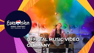 Jendrik - I Don't Feel Hate - Germany 🇩🇪 - Official Music Video - Eurovision 2021