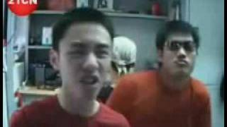 chinese backstreet boys - Ecstasy - Get Down
