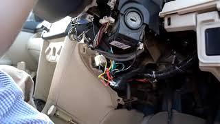 AKARI GPS GT02A INSTALATION VIDEO CAR