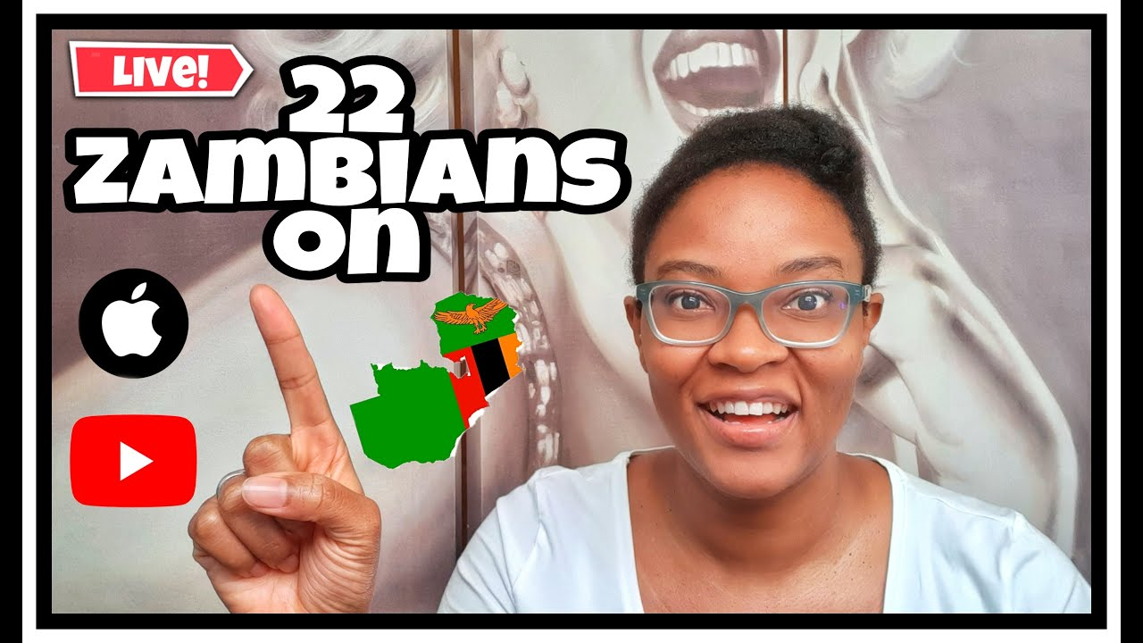 22 Zambian Musicians on Apple Music & YouTube (+ Read along with me)