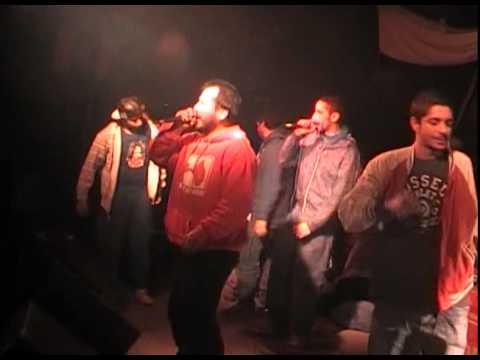 Lab Hip Hop Meticcio Stay Real + 99 Posse@Csoa Acrobax 28/11/14