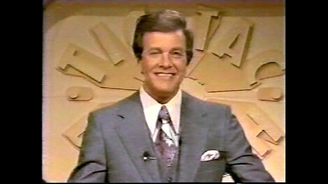 Tic Tac Dough from 1978 with Wink Martindale!!!