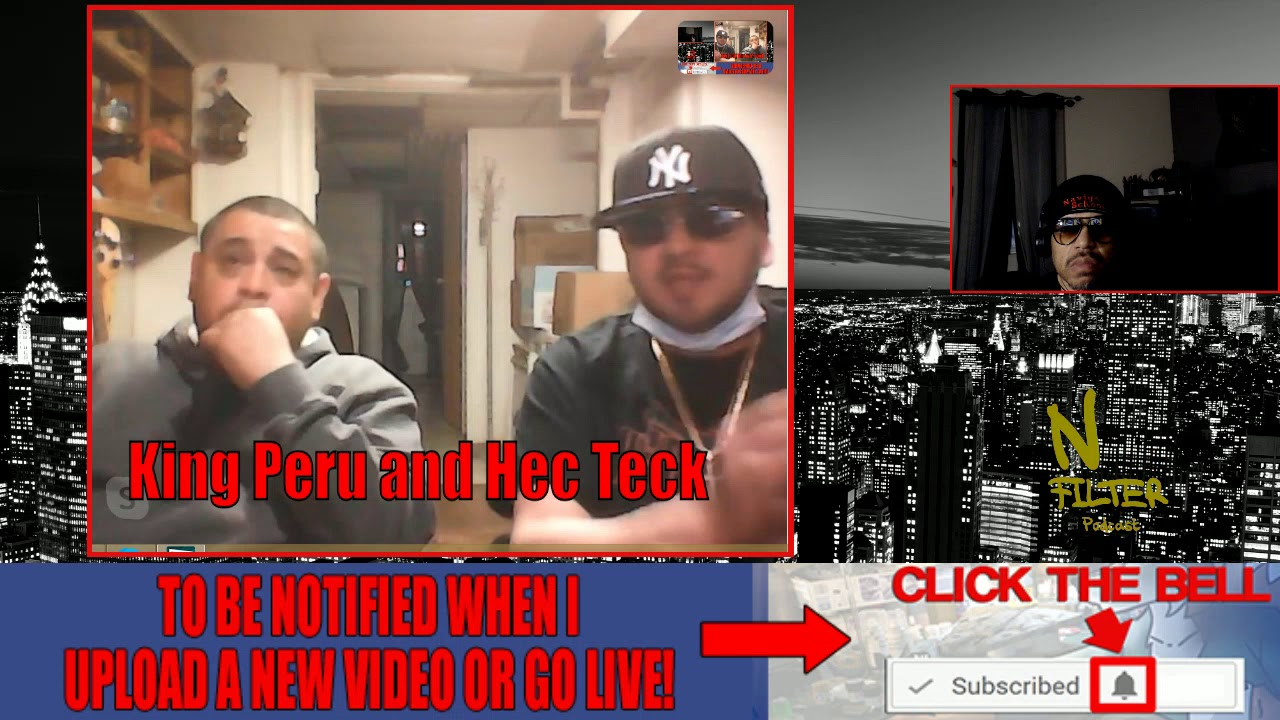 Hec Teck And King Peru Speak On Getting Jumped By Queenzflip And His Goons After Doing His Show!