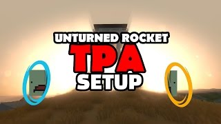 [Tutorial] How to Setup TPA for Unturned Rocket EASY!