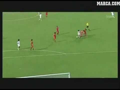 Gol Femenino A Lo Maradona Por  Kumi Yokoyama Seleccion Japonesa Mundial Sub-17