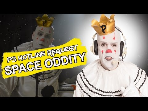 SPACE ODDITY  David Bowie   Puddles Pity Party