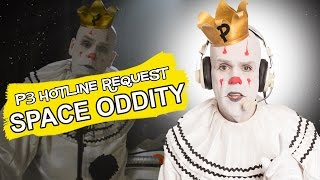 Puddles Pity Party - SPACE ODDITY - David Bowie cover