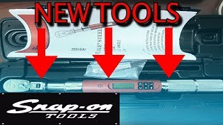 Snap on steel body 1/4 torque wrench atech1fs240