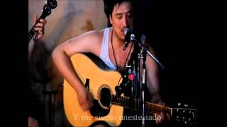 Lovers eyes. Mumford & Sons. español