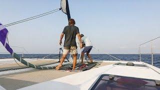 Our Favourite Stowaway (Sailing La Vagabonde) Ep. 121