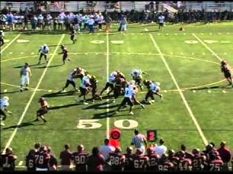 Brandon Simms Football Highlight 2010