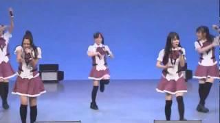 from KANSAIアイドルGENKI♥フェスタ の Ustream 2011/8/28 みき、じゅり...