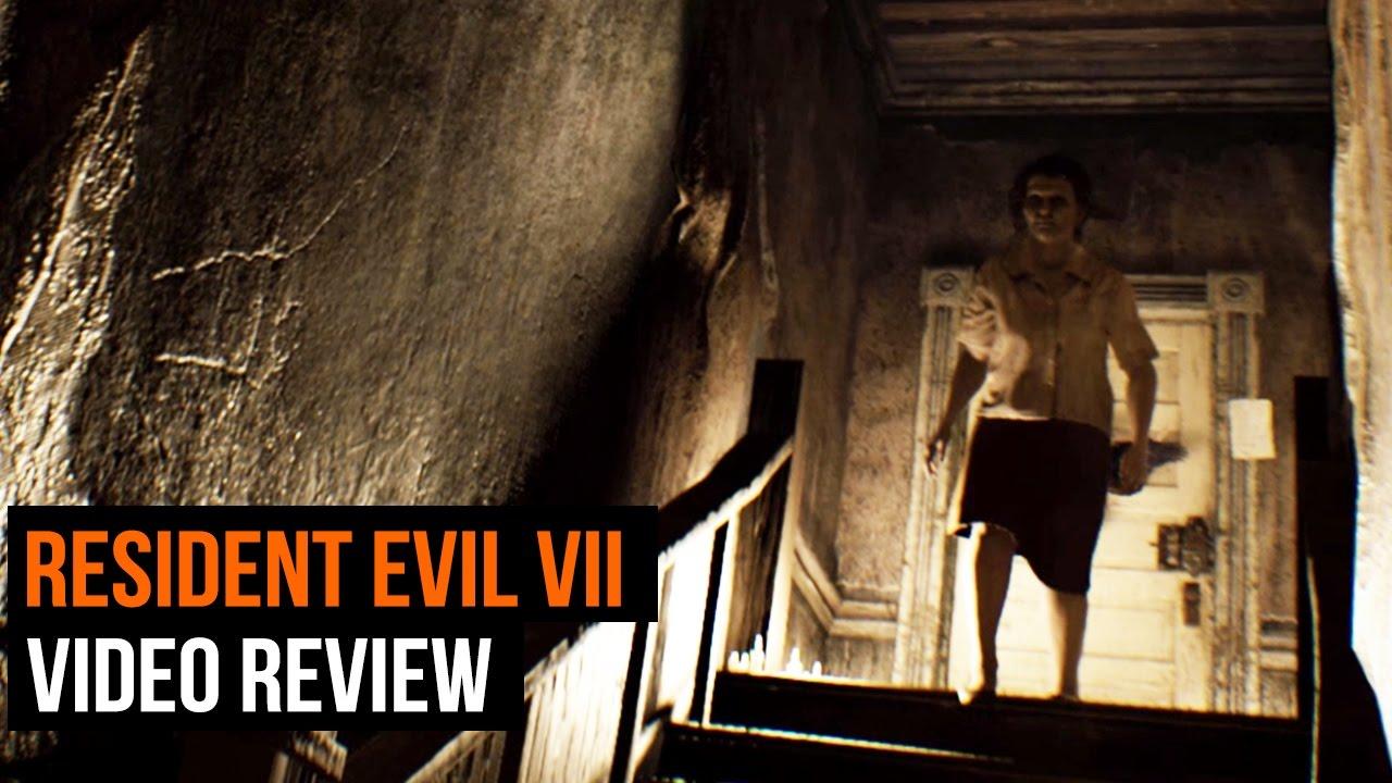 Resident Evil 7 Review Youtube
