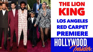 Baixar At The Red Carpet Premiere - THE LION KING | Beyonce, Donald Glover, Chiwetel Ejiofor, Billy Eichner